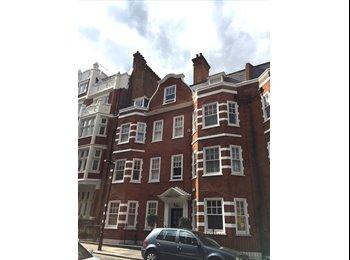 EasyRoommate UK - New modelling flat,large double room,5 mins walk to St John's wood tube st. 3 mins to Regent park , London - £996 pcm