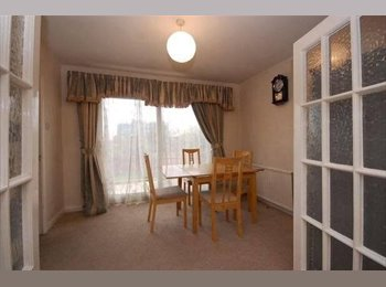 EasyRoommate UK - 1 double bedroom with twin bed, Wembley - £600 pcm