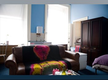 Spacious Studio Room to rent in Garnethill Glasgow City...