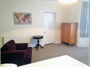 A brand new one bedroom apartment in West London