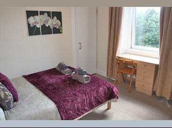 EasyRoommate UK - Lovely room avail for Short Term Let (Min. 1 month, Max. 11 months), Glasgow - £355 pcm