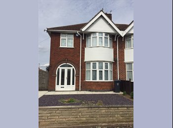 EasyRoommate UK - Furnished  Double room to rent, Leicester - £360 pcm