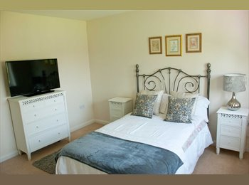 EasyRoommate UK - Bright Modern Double Room For rent, Lingfield - £600 pcm
