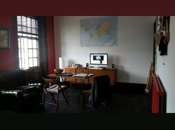 1 bedroom in a 2 bedroom flat in Stratford, London