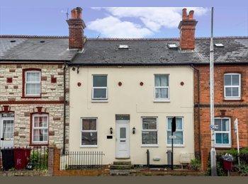 EasyRoommate UK - Two Stunning Modern Rooms - Elgar Road, Reading - £550 pcm