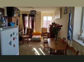 EasyRoommate UK - 1 bedroom available in Hulme, Stretford - £400 pcm