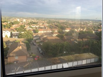 Double Room  with a View in Crystal Palace