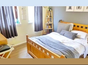 2 Double Rooms in 3 room flat with Undergraduate student -...