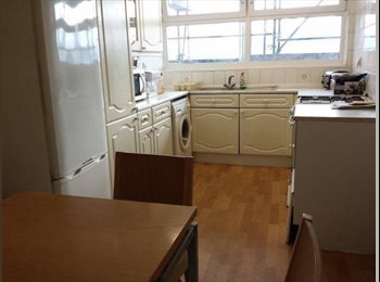 EasyRoommate UK - BARGAIN DOUBLE ROOM- SHADWELL AVAILABLE NOW, Shadwell - £586 pcm