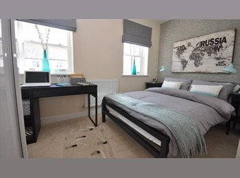 EasyRoommate UK - Luxury Ensuite Fully Furnished - Exclusive Town Centre Development, Royal Leamington Spa - £699 pcm