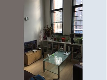 EasyRoommate UK - Lovely room to rent in city centre flat , Manchester - £463 pcm