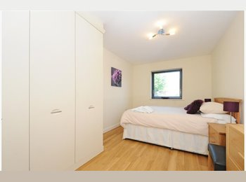 Large double bedroom with ensuite bathroom in a stunning...