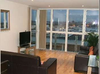 EasyRoommate UK - Executive Penthouse flat , Milton Keynes - £600 pcm