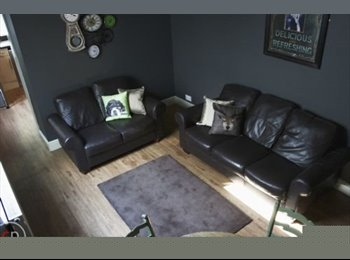 EasyRoommate UK - Seeking replacement tenant for spacious student house share, Cardiff - £404 pcm