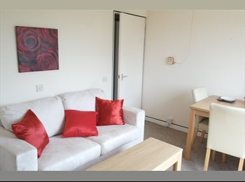EasyRoommate UK - Self-contained 1 bedroom flat - most bills included!, Mansfield - £225 pcm