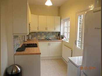 EasyRoommate UK - 3 Bedroom Cottage available 1st of September 20 minute cycle from city centre. , Grantchester - £555 pcm