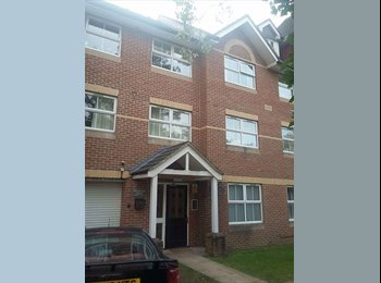 EasyRoommate UK - Available NOW: Furnished double room with bathroom, modern flat, Southampton - £400 pcm