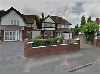 EasyRoommate UK - ONE BED FLAT AVAILABLE IN EDGBASTON ALL BILLS INCLUDED, Birmingham - £600 pcm