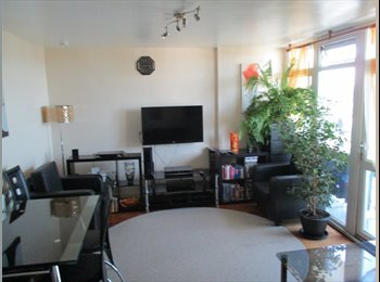 EasyRoommate UK - Double room to rent in Bermonsdey, London - £700 pcm