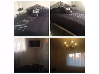 EasyRoommate UK - Double Fully Furnished Room in Shared House, London - £550 pcm