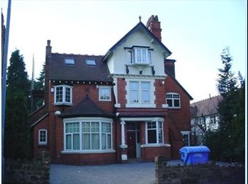 EasyRoommate UK - 10 Bed House in Moseley - 2 Rooms Available from August, Birmingham - £476 pcm