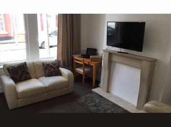 Rooms in newly refurbished house from £55pw