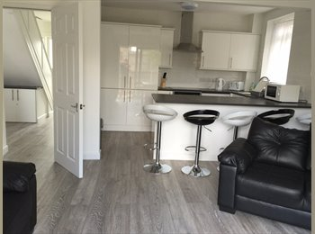 EasyRoommate UK - 1 Double en suite room available from 16 aug, Coventry - £450 pcm