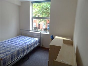 EasyRoommate UK - 8 Bedroom Shared House - 5 minute walk from NTU & City Centre, Nottingham - £388 pcm