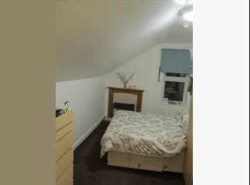 EasyRoommate UK - Two studio rooms with en suite require single professional in WEST BRIDGFORD., West Bridgford - £517 pcm