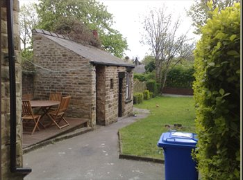 One newly renovated stunning ensuit double room available...