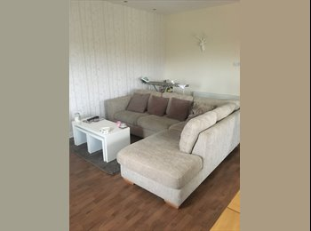 Furnished Double Room to rent in Modern Flat in Chesser