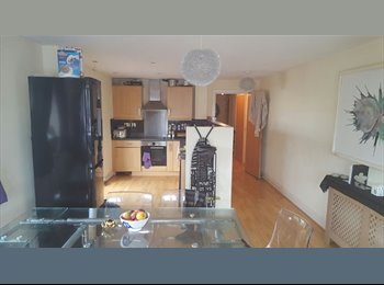 Spacious flat with parking and bills for rent in desirable...
