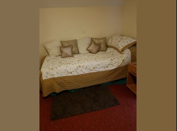Lovely Ensuite Single Attic Room available