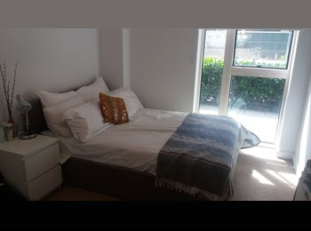 Gorgeous room in new Block - Elephant and Castle