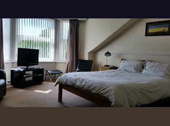 Large double Room - ALL BILLS INCLUDED
