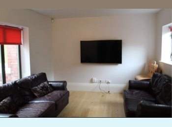 1 double room avaliable in a 6 bedroom student house 10...