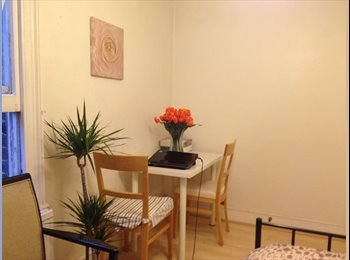 EasyRoommate UK - Double Room for single person in West Hampstead / Fortune Green, London - £670 pcm