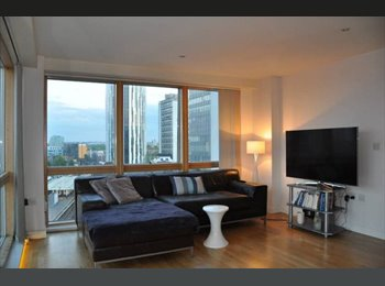 EasyRoommate UK - Double room very central location, London - £845 pcm