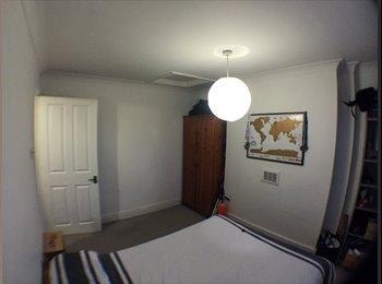 Top Floor Double Bedroom in Zone 1
