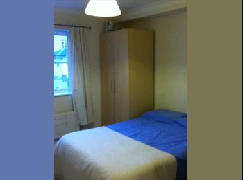 Double room in large 2 bed marina apartment
