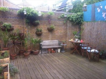 EasyRoommate UK - Double Room SE1 (all-incl) in Gorgeous Victorian flatshare, London - £1,000 pcm