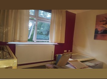 Self contained first floor studio in Wembley