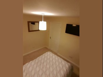 Professional Furnished Double Room -BILLS INCLUDED