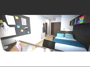 EasyRoommate UK - Cricket field court Exeter Uni 1 spare room left £150 p/w bills and internet INCLUDED, Exeter - £645 pcm