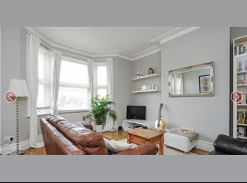 EasyRoommate UK - 3 Month Short Term Room In Beautiful Flat, London - £550 pcm