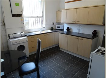 Great house, Great location, Very close to the Uni of Leeds...