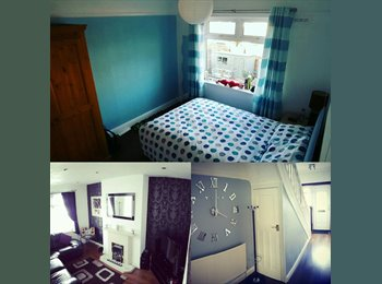 EasyRoommate UK - Double room for rent , Warrington - £340 pcm