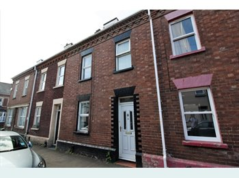 EasyRoommate UK - On a budget? Professional shared house in central city location close to amenities, Exeter - £400 pcm