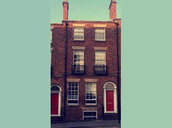EasyRoommate UK - DOUBLE ROOM TO RENT IN LIVERPOOL , Liverpool - £480 pcm