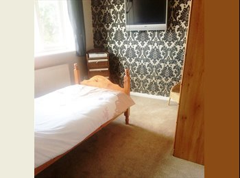 EasyRoommate UK - Lovely Single Room in Billericay, CM12, Billericay - £350 pcm